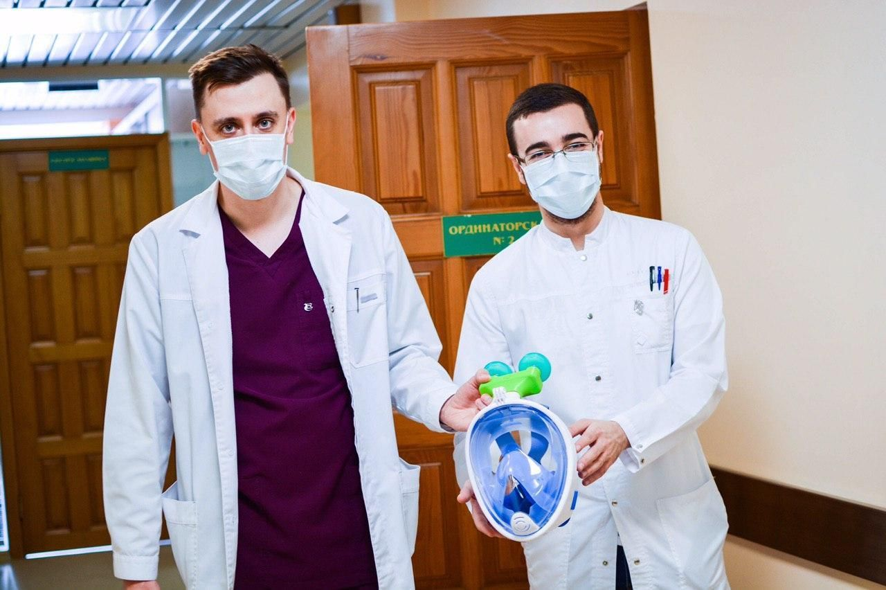 Our medical center found a solution to protect the staff, carrying out surgeries during the COVID-19 pandemic
